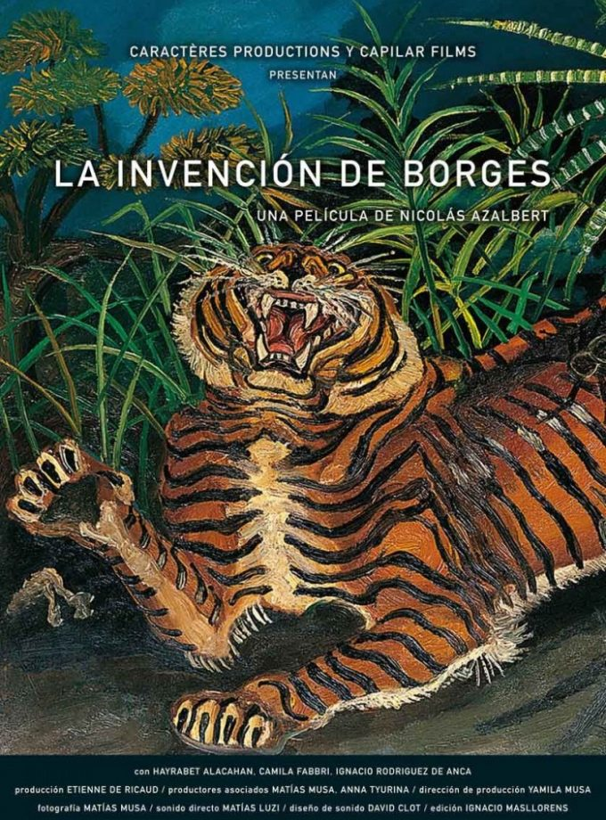 The Invention of Borges