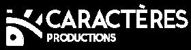 Caractères Productions